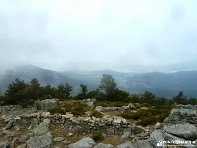 La Jarosa,Cumbres del Guadarrama; madrid escapadas rutas por la pedriza senderismo equipo para trekk